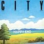 CITY/HAPPY END BEST ALBUM(スペシャルプライス盤)