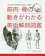 筋肉・骨の動きがわかる美術解剖図鑑
