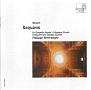 モーツァルト:レクイエムK.626(ジュスマイヤー版) マイスタームジークK.477(男声合唱と管弦楽のための)