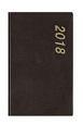 (1522)SANNOアルファウィークリー・B6判(茶)(2018年版1月始まり手帳)