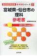 宮城県・仙台市の理科 参考書 2019 教員採用試験参考書シリーズ