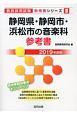 静岡県・静岡市・浜松市の音楽科 参考書 教員採用試験参考書シリーズ 2019