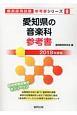 愛知県の音楽科 参考書 教員採用試験参考書シリーズ 2019