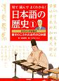 見て読んでよくわかる! 日本語の歴史 古代から平安時代 書きのこされた古代の日本語 (1)