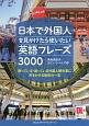 日本で外国人を見かけたら使いたい英語フレーズ3000 困っている・迷っている外国人観光客に声をかける最初