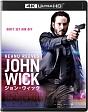 ジョン・ウィック 4K ULTRA HD+本編Blu-ray