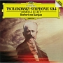 チャイコフスキー:交響曲第4番 幻想序曲≪ロメオとジュリエット≫