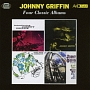 Four Classic Albums Introducing Johnny Griffin / A Blowing Session / The Congregation / Way Out