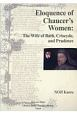 Eloquence of Chaucer's Women