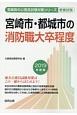 宮崎市・都城市の消防職大卒程度 宮崎県の公務員試験対策シリーズ 2019