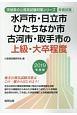 水戸市の上級・大卒程度 茨城県の公務員試験対策シリーズ 2019