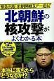 北朝鮮の核攻撃がよくわかる本