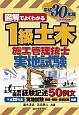 1級 土木施工管理技士 実地試験 平成30年