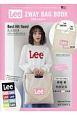 Lee 2WAY BAG BOOK PINK version