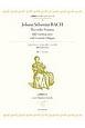 J.S.バッハ:リコーダー・ソナタ BWV1030&1031 山岡重治リコーダーレパートリーズ