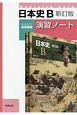日本史B<新訂版> 演習ノート 教科書(日B312)完全準拠