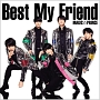 Best My Friend(通常盤)