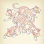 ネオンと虎(通常盤)
