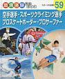 空手選手・スポーツクライミング選手・プロスケートボーダー・プロサーファー 職場体験完全ガイド スポーツの仕事5