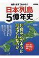 日本列島5億年史