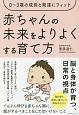 赤ちゃんの未来をよりよくする育て方 0~3歳の成長と発達にフィット