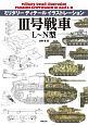 3号戦車L~N型 ミリタリーディテールイラストレーション