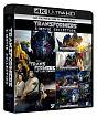 トランスフォーマー 5 ムービー・コレクション [4K ULTRA HD + Blu-rayセット]