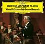 ベートーヴェン:交響曲第1番・第2番、≪エグモント≫序曲