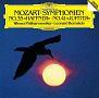 モーツァルト:交響曲第35番≪ハフナー≫・第41番≪ジュピター≫