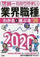 世界一わかりやすい 業界と職種がわかる&選ぶ本 2020