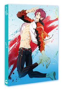 Free! -Dive to the Future- Vol.5