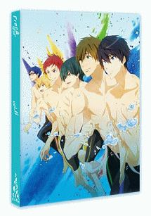 Free! -Dive to the Future- Vol.6