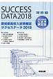 愛知県高校入試情報誌 サクセスデータ 2018