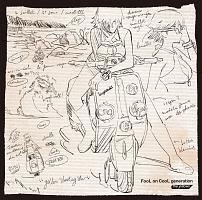 劇場版「フリクリ オルタナ/プログレ」Song Collection Fool on CooL generation