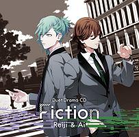 うたの☆プリンスさまっ♪デュエットドラマCD「Fiction」 嶺二&藍(通常盤)