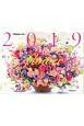 JTBのカレンダー flower 2019
