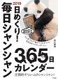 日めくり! 毎日シャンシャン365日カレンダー 2019