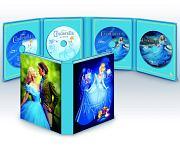 シンデレラ MovieNEXコレクション(Blu-ray&DVD)