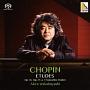 ショパン:エチュード全集 作品10、作品25、3つの新練習曲(HYB)