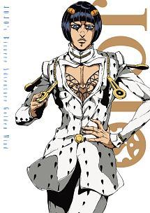 ジョジョの奇妙な冒険 黄金の風 Vol.2