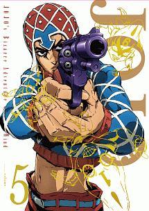 ジョジョの奇妙な冒険 黄金の風 Vol.5