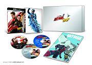 アントマン&ワスプ 4K UHD MovieNEXプレミアムBOX(数量限定)