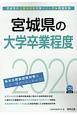 宮城県の大学卒業程度 宮城県の公務員試験対策シリーズ 2020