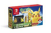 Nintendo Switch ポケットモンスター Let's Go! ピカチュウセット(モンスターボール Plus付き)(HACSKFAGA)