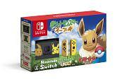 Nintendo Switch ポケットモンスター Let's Go! イーブイセット(モンスターボール Plus付き)(HACSKFAGA)