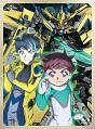 新幹線変形ロボ シンカリオン Blu-ray BOX3(通常版)