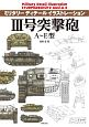 3号突撃砲 A〜E型 ミリタリーディテールイラストレーション