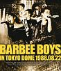 BARBEE BOYS IN TOKYO DOME 1988.08.22