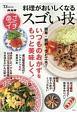 NHKあさイチ 料理がおいしくなるスゴい技