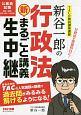 新谷一郎の行政法 新・まるごと講義生中継